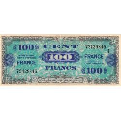 VF 25-04 - 100 francs série 4 - France - 1944 - Etat : TTB