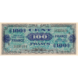 VF 25-6 - 100 francs série 6 - France - 1944 - Etat : SUP
