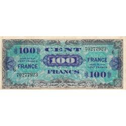 VF 25-06 - 100 francs série 6 - France - 1944 (1945) - Etat : TTB
