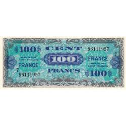 VF 25-07 - 100 francs série 7 - France - 1944 - Etat : SPL