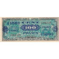 VF 25-8 - 100 francs série 8 - France - 1944 - Etat : TTB-
