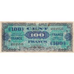 VF 25-08 - 100 francs série 8 - France - 1944 (1945) - Etat : TB+