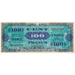 VF 25-08 - 100 francs série 8 - France - 1944 (1945) - Etat : SUP+