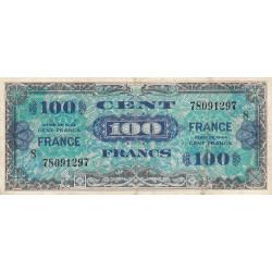 VF 25-08 - 100 francs série 8 - France - 1944 - Etat : TB+