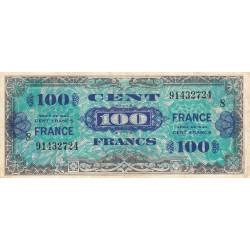 VF 25-08 - 100 francs série 8 - France - 1944 - Etat : TTB-