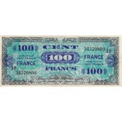 VF 25-10 - 100 francs série 10 - France - 1944 (1945) - Etat : TTB