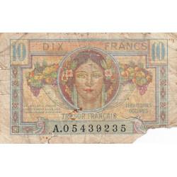 VF 30-01 - 10 francs - Trésor français - 1947 - Etat : AB