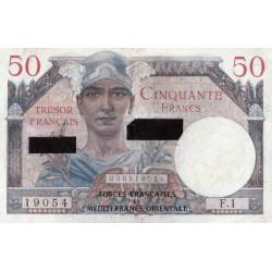 VF 41-01 - 50 francs - Suez - 1956 - Etat : TTB