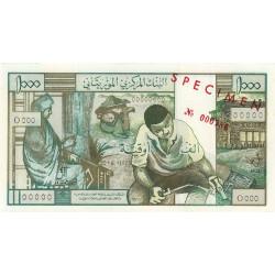 Mauritanie - Pick 3s - 1'000 ouguiya - 20/06/1973 - Spécimen - Etat : NEUF