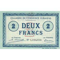 Amiens - Pirot 7-53 - 2 francs - 1920 - Etat : NEUF