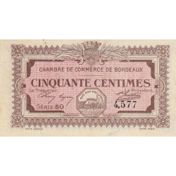 Bordeaux - Pirot 30-11 - 50 centimes - Etat : TB+