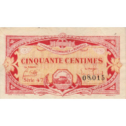 Bordeaux - Pirot 30-24 - 50 centimes - Etat : TB+