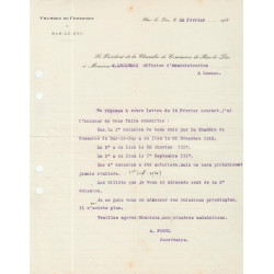 Bar-le-Duc - Pirot 19 - Document de 1919