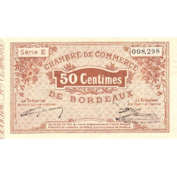 Bordeaux - Pirot 30-1 - 50 centimes - 1914 - Etat : TTB+