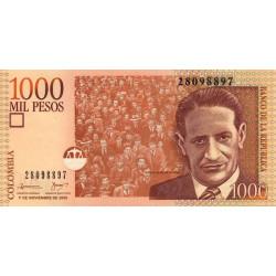 Colombie - Pick 456a - 1'000 pesos - 2005 - Etat : NEUF