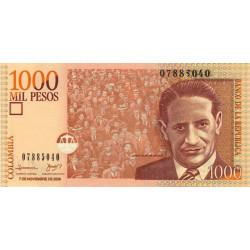 Colombie - Pick 456d - 1'000 pesos - 2006 - Etat : NEUF