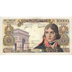 F 51-02 - 01/03/1956 - 10000 francs - Bonaparte - Etat : TTB