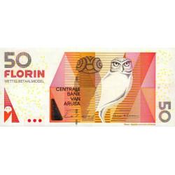 Aruba - Pick 18a - 50 florin - 01/12/2003 - Etat : NEUF