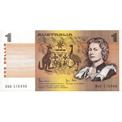 Australie - Pick 42d - 1 dollar - 1983 - Etat : NEUF