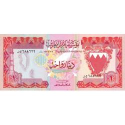 Bahrain - Pick 8 - 1 dinar - 1979 - Etat : NEUF