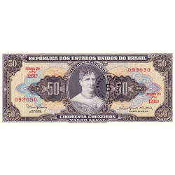 Brésil - Pick 184a - 5 centavos - 1966 - Etat : NEUF