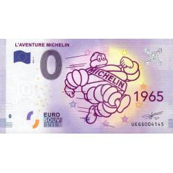 63 - L'Aventure Michelin - 2018-4 - Etat : NEUF