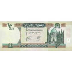 Afghanistan - Pick 67b - 10 afghanis - 2004 - Etat : NEUF