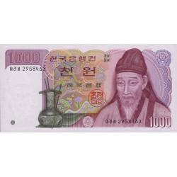Corée du Sud - Pick 47 - 1'000 won - 1983 - Etat : NEUF