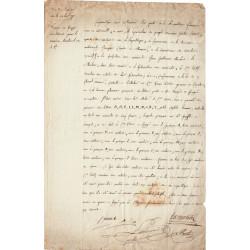 Mandat territorial 63a - 5 francs - 28 ventôse an 4 - Document