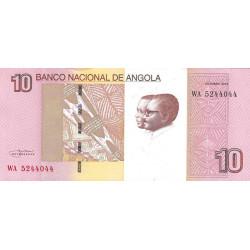 Angola - Pick 151B - 10 kwanzas - 10/2012 - Etat : NEUF