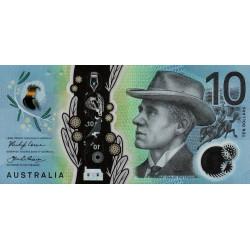 Australie - Pick 63 - 10 dollars - 2017 - Polymère - Etat : NEUF