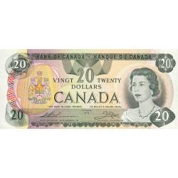 Canada - Pick 93c - 20 dollars - 1987 - Etat : SUP+
