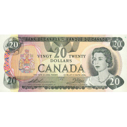Canada - Pick 93c - 20 dollars - 1987 - Etat : NEUF