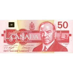 Canada - Pick 98d - 50 dollars - 1994 - Etat : NEUF
