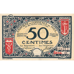Nice - Pirot 91-04 - 50 centimes - Etat : pr.NEUF
