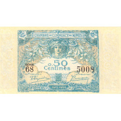 Nîmes - Pirot 92-10b - 50 centimes - Etat : NEUF