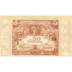 Nîmes - Pirot 92-12b - 50 centimes - Petit numéro - Etat : NEUF