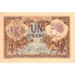 Paris - Pirot 97-36-A - 1 franc - Etat : pr.NEUF