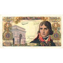 F 59-25 - 06/02/1964 - 100 nouv. francs - Bonaparte - Etat : TB
