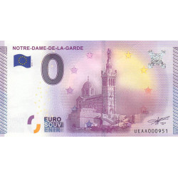 13 - Notre-Dame-De-la-Garde - 2015-1 - Etat : NEUF