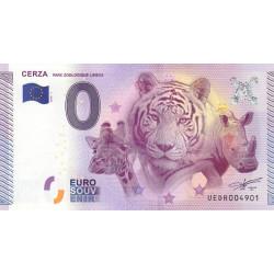 14 - Parc Zoologique de Cerza - 2015-1 - Etat : NEUF
