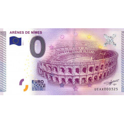 30 - Arènes de Nimes - 2015-1 - Etat : NEUF