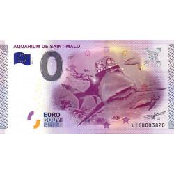 35 - Aquarium de Saint-Malo - 2015-1 - Etat : NEUF