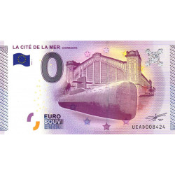 50 - La Cité de la mer - 2015-1 - Etat : NEUF