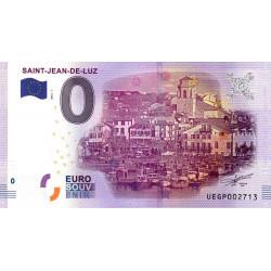 64 - Saint-Jean-de-Luz - 2016-1 - Etat : NEUF