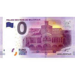 66 - Palais des Rois de Majorque - 2016-1 - Etat : NEUF