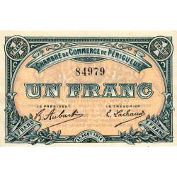 Périgueux - Pirot 98-4 - 1 franc - 25/08/1914 - Etat : SUP