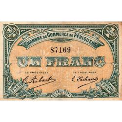 Périgueux - Pirot 98-4 - 1 franc - 25/08/1914 - Etat : TB+