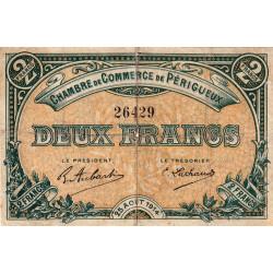 Périgueux - Pirot 98-6 - 2 francs - 25/08/1914 - Etat : B