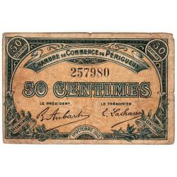 Périgueux - Pirot 98-12 - 50 centimes - 01/10/1915 - Etat : TB-